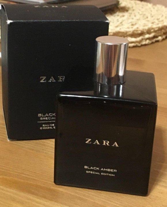 f278b7f887f9 Парфюмерная вода Zara Black Amber начата – купить в Санкт-Петербурге ...