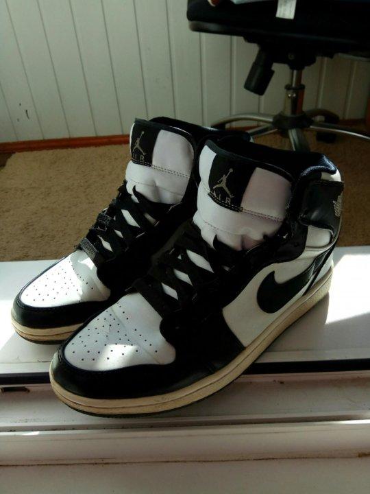 8ba7e368b02f Супер кроссовки Nike Air Jordan Retro 1 – купить в Москве, цена 1 ...