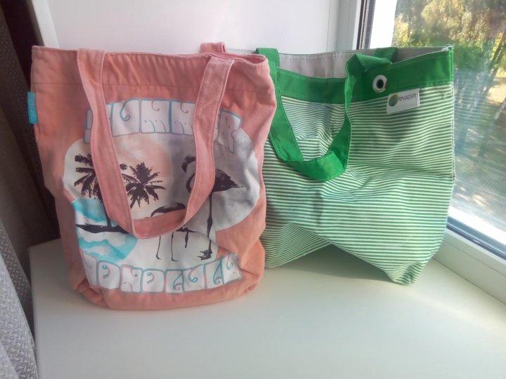 Пляжные сумки – купить в Обнинске, цена 1 руб., дата размещения ... 208b892617f