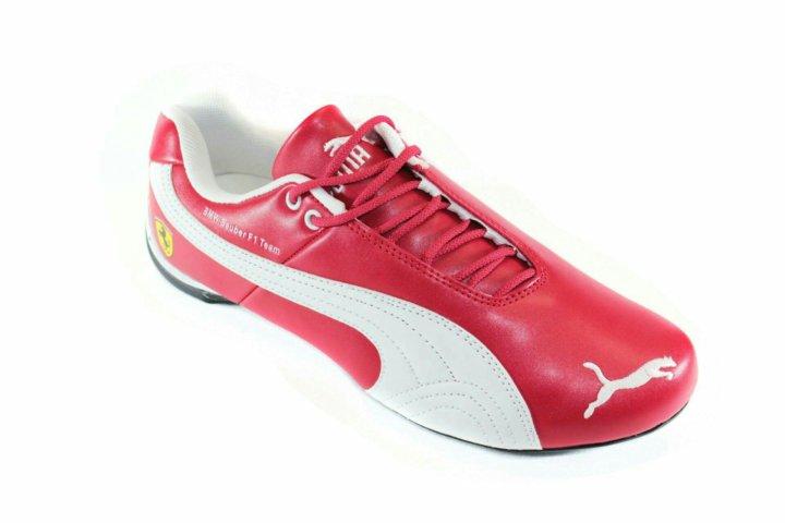 Кроссовки Puma Ferrari Trionfo Lo GT – купить в Люберцах, цена 2 199 ... 3ef52bf9278