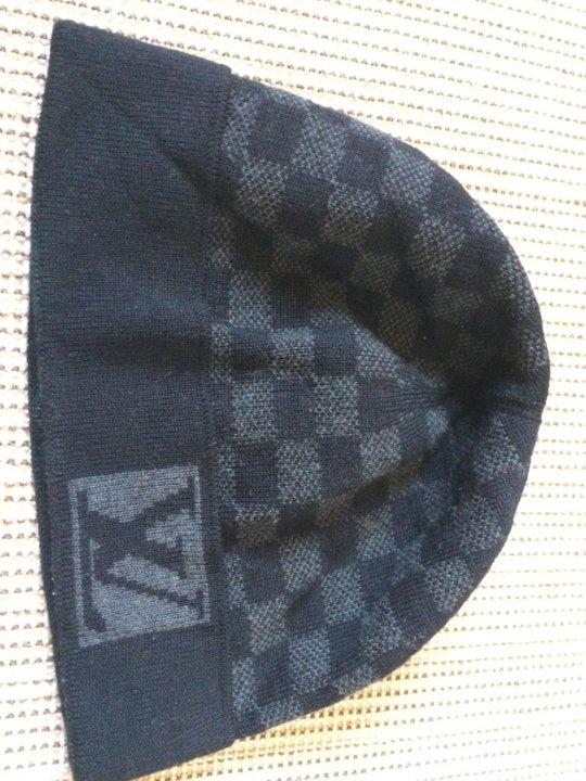 Шапка Louis Vuitton – купить в Москве, цена 8 000 руб., продано 20 ... 1e69f28e36e