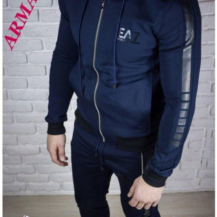 Костюм спортивный Armani – купить в Санкт-Петербурге, цена 6 500 руб ... 5ee4901ab58