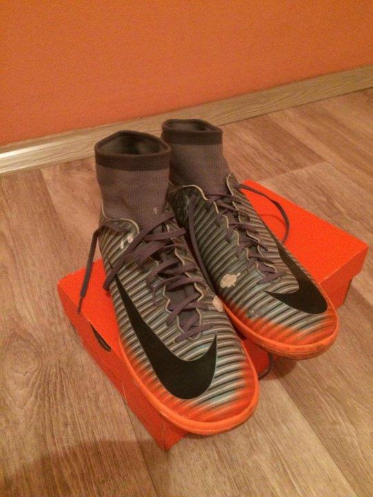 Бутсы для зала (без шипов) Nike Mercurial CR7 – купить в Нижнем ... 24e6994a8c0