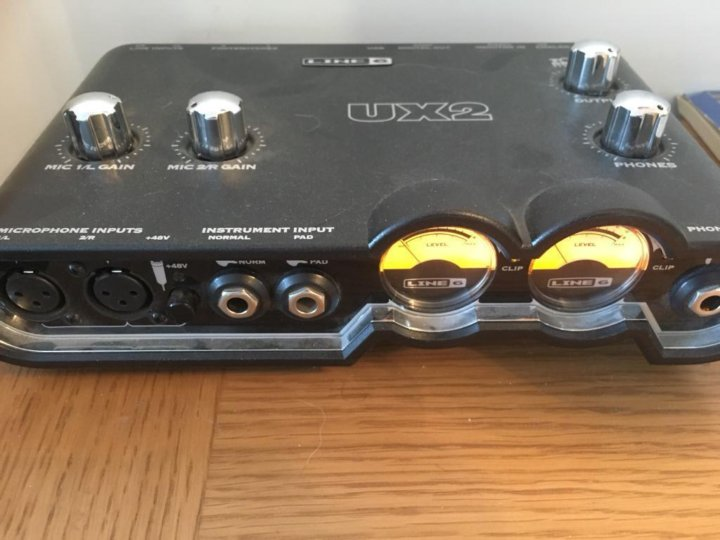 Line 6 UX2 Driver Windows 10
