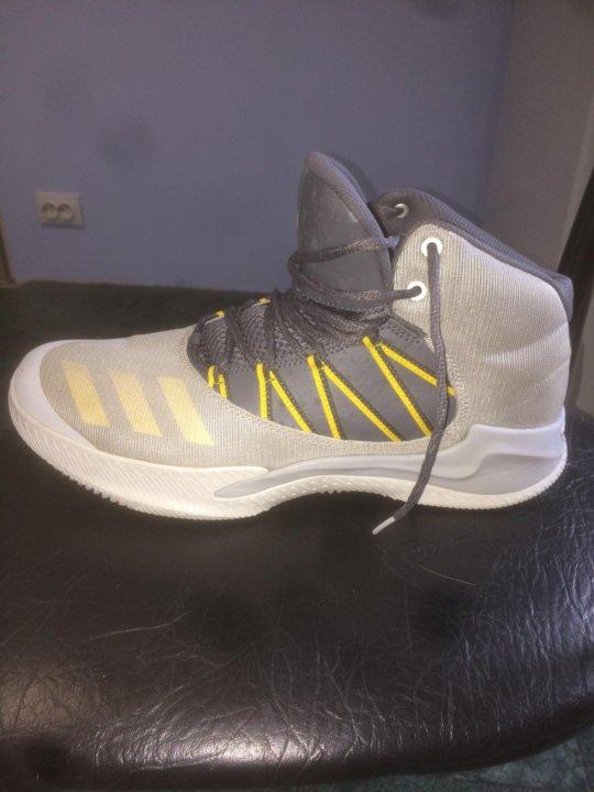 ececca1c Баскетбольные кроссовки – купить в Краснодаре, цена 1 999 руб., дата ...
