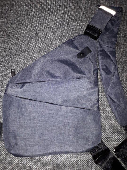 b92466124676 Новая Мужская сумка через плечо Fino – купить в Красноярске, цена ...