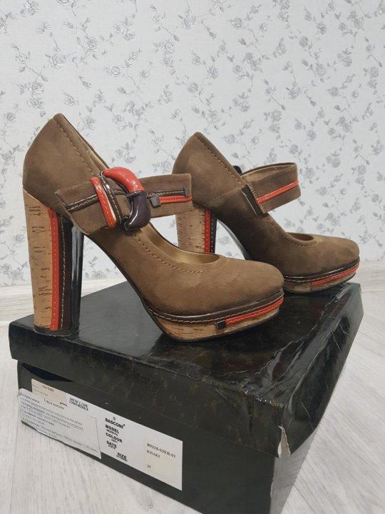Туфли Basconi – купить в Уфе, цена 2 500 руб., дата размещения ... 24accd7ca7f