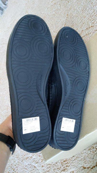 61a70723 Кеды Clarks Kessell Craft размер 42,5 новые – купить в Омске, цена 5 ...