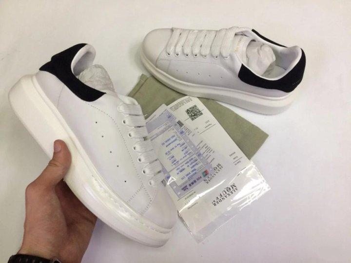 Кроссовки Alexander McQueen – купить в Москве, цена 5 290 руб., дата ... dbd2e0f5031