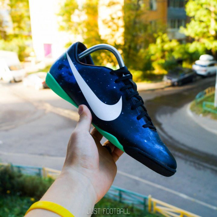 cc3384ad Футзалки Nike Mercurial victory IV CR SR – купить в Москве, цена 2 ...