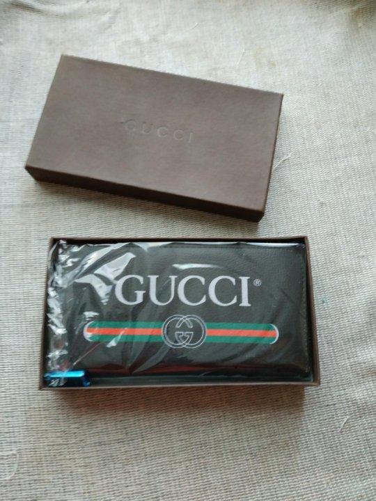 Кошелек Gucci – купить в Москве, цена 650 руб., продано 13 октября ... 481676b391b