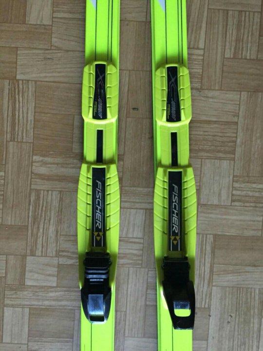 6dd809fc8736 Лыжные ботинки 38 размер и лыжи195 . – купить в Ижевске, цена 3 000 ...