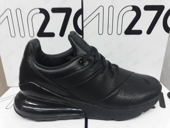 2190a8266c75 Кроссовки Nike air max 270. Кожа натуральная – купить в Перми, цена ...