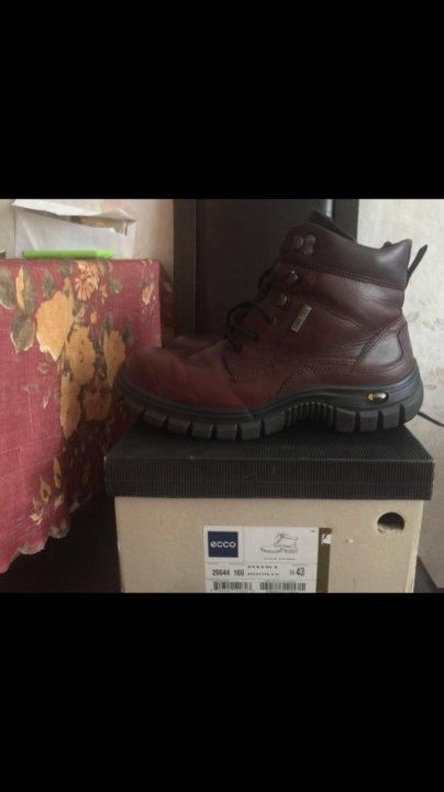 Ботинки ECCO – купить в Ижевске, цена 4 999 руб., дата размещения ... b4c7f5610f7