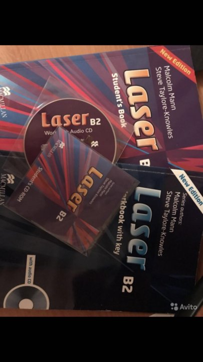 Учебник laser 3rd edition b2 student's book with cd-rom купить.