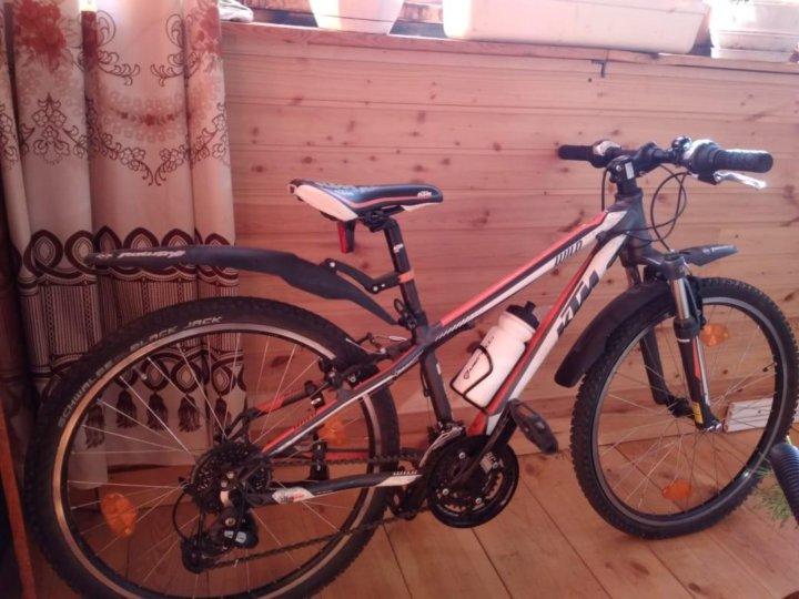 4571f8814b3 Подростковый велосипед KTM Wild Speed 24 – купить в Салавате, цена ...