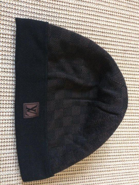 Шапка Louis Vuitton, ОРИГИНАЛ. – купить в Москве, цена 9 000 руб ... 20e327f20e0