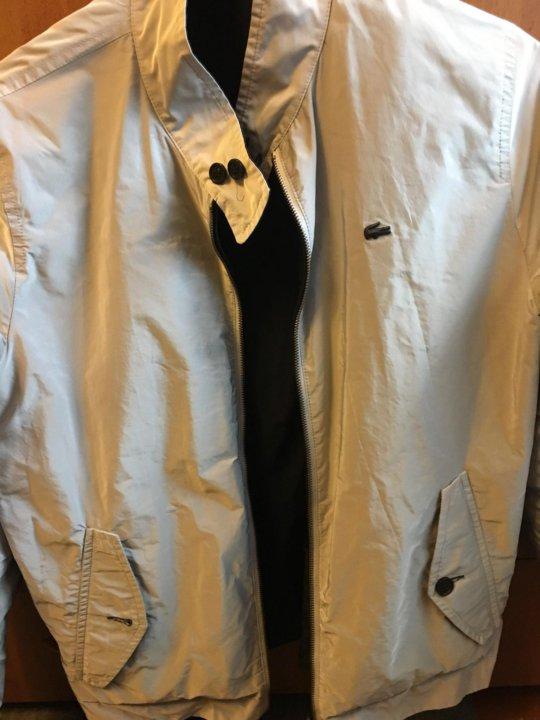 Куртка Lacoste,ветровка – купить в Ухте, цена 5 000 руб., дата ... 9d0186dc0ca