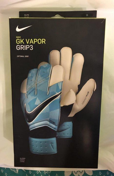 af6a633e Вратарские перчатки Nike Grip 3 – купить в Москве, цена 3 000 руб ...