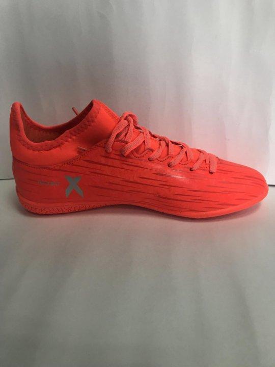 Футбольные бампы adidas x16.3 – купить в Красноярске, цена 2 690 руб ... dc9dccd4517