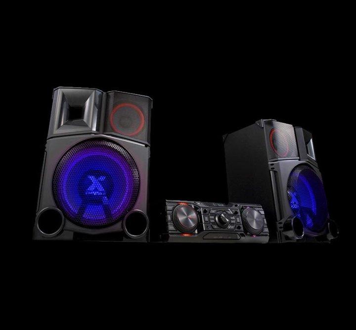 af4853583fbf Сверхмощная минисистема LG CM9750 X-Boom Pro – купить в Красноярске ...