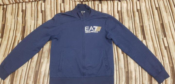 82bddfe9a4c3 олимпийка armani EA7 MAN – купить в Якутске, цена 4 500 руб ...