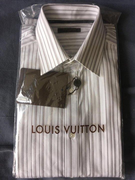 6b4a2b32dcd4 Классическая рубашка Louis Vuitton (оригинал) – купить в Москве ...