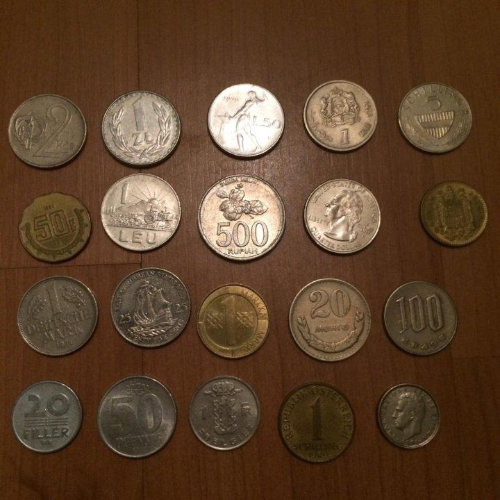 Оценка иностранных монет по фотографии