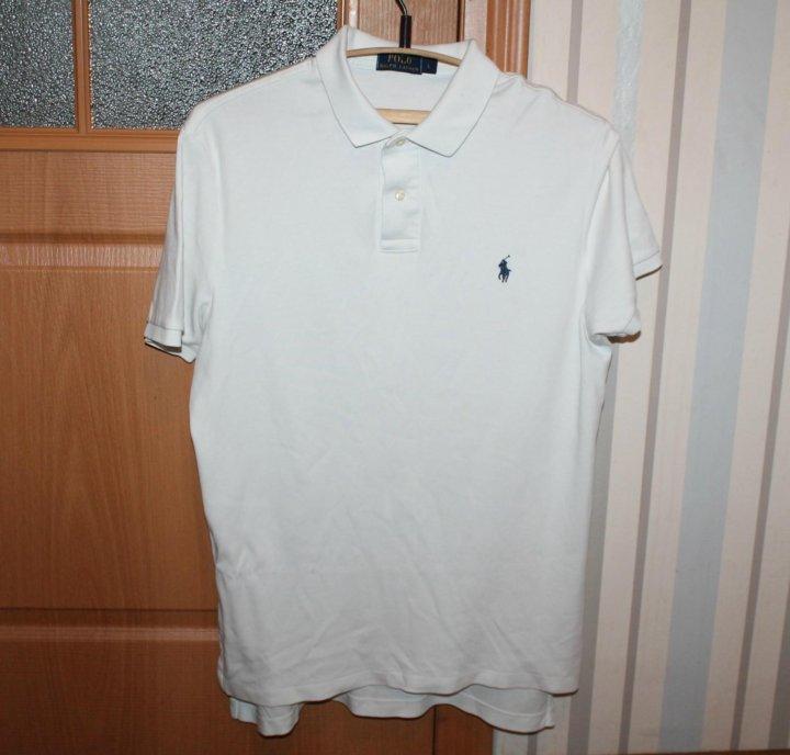 Продам футболку поло Ralph Lauren – купить в Воронеже, цена 900 руб ... bee06de060c