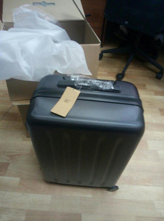 Чемодан xiaomi MI trolley 90 points 20 black – купить в Москве, цена ... f6703bca244