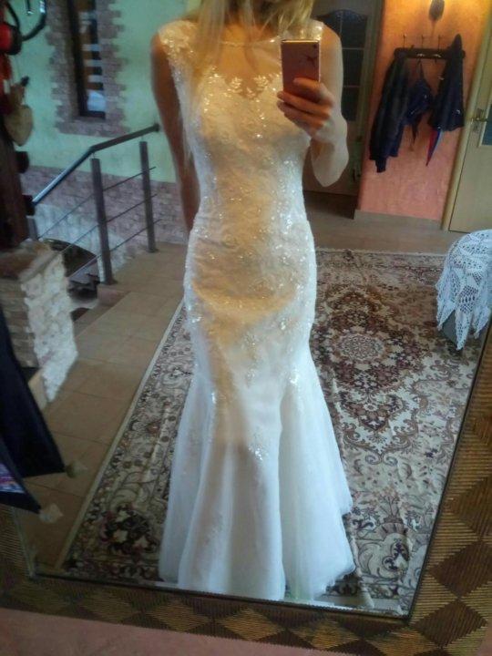 50beae21038 Новое свадебное платье. Фото 1. Псков. ...