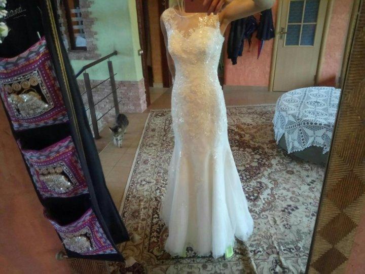1668b6a711c Новое свадебное платье – купить в Пскове