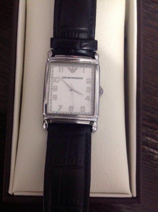 6760229c5724 Часы наручные мужские Emporio Armani – купить в Москве, цена 2 000 ...