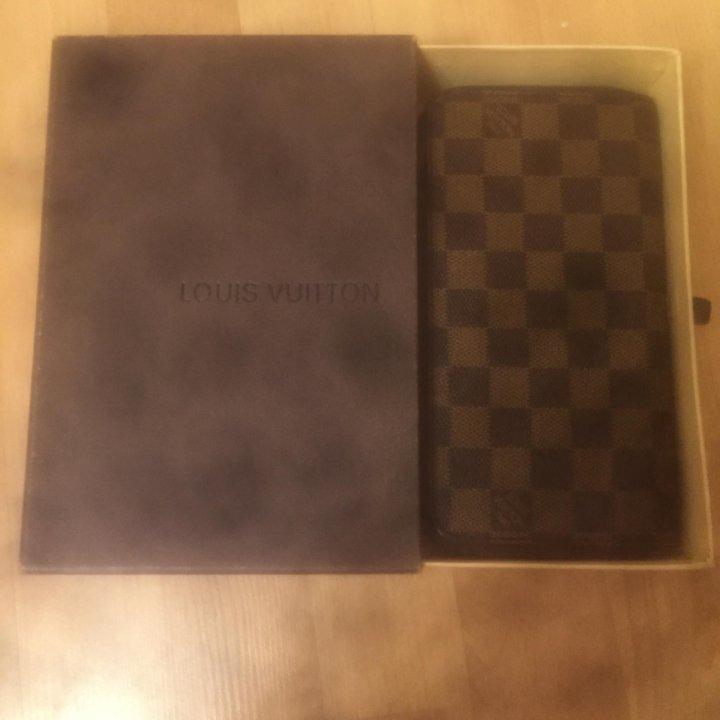 14a80c3064fe Портмоне LOUIS VUITTON – купить в Реутове, цена 15 000 руб., продано ...