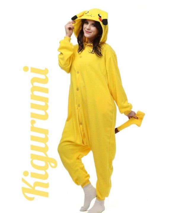 Пижама Кигуруми – купить в Москве 61d69de281dad