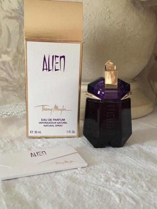 парфюм Alien Thierry Mugler купить цена 2 000 руб продано 8