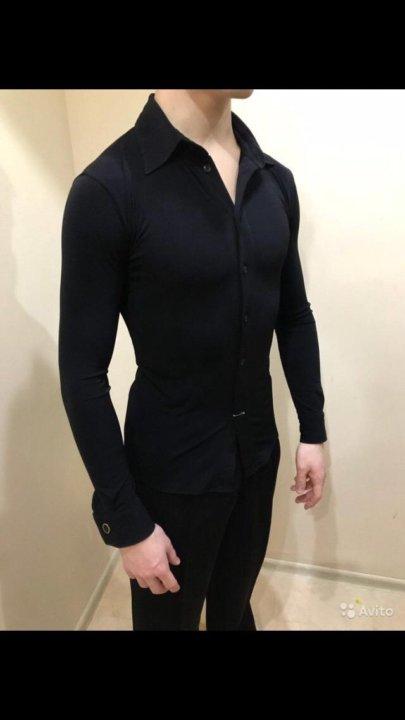 Мужская рубашка на латину для бальных танцев – купить в Москве, цена ... 3ecd282b3cc
