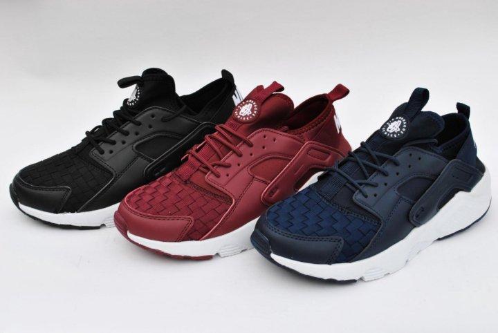 60a4abab Мужские кроссовки Nike Huarache (3 цвета) – купить в Севастополе ...
