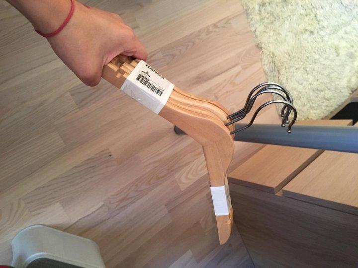 Санкт-Петербург. Ikea hanga детские вешалки 5 штук. Фото 2. Санкт-Петербург. 2d821211eb5e4
