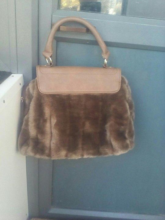 c81e92b76 Продам сумку новая меховая Aldo – купить в Москве, цена 1 300 руб ...
