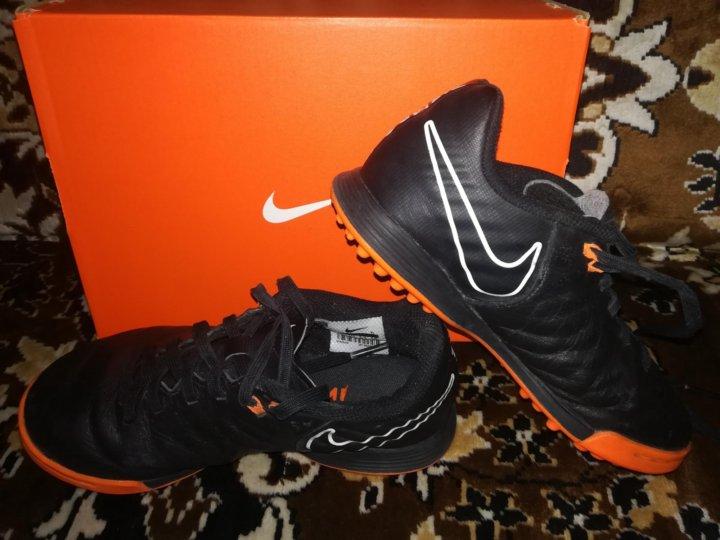 Бутсы Nike сороконожки. – купить в Ревде, цена 2 000 руб., дата ... 7bf26c829bd