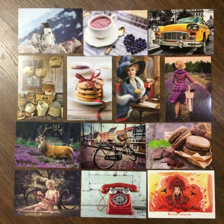 Печать почтовых открыток тюмень