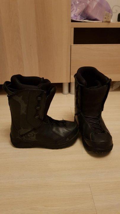 Сноуборд USD voltage 50 и ботинки – купить в Реутове, цена 5 000 руб ... b6c44216a10