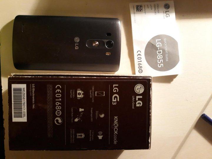 Мобильный аппарат LG 3G (флагман) – купить в Москве, цена 3