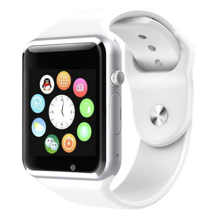Умные часы smart watch a1 - дальнейшее развитие современного стиля часов-телефонов.
