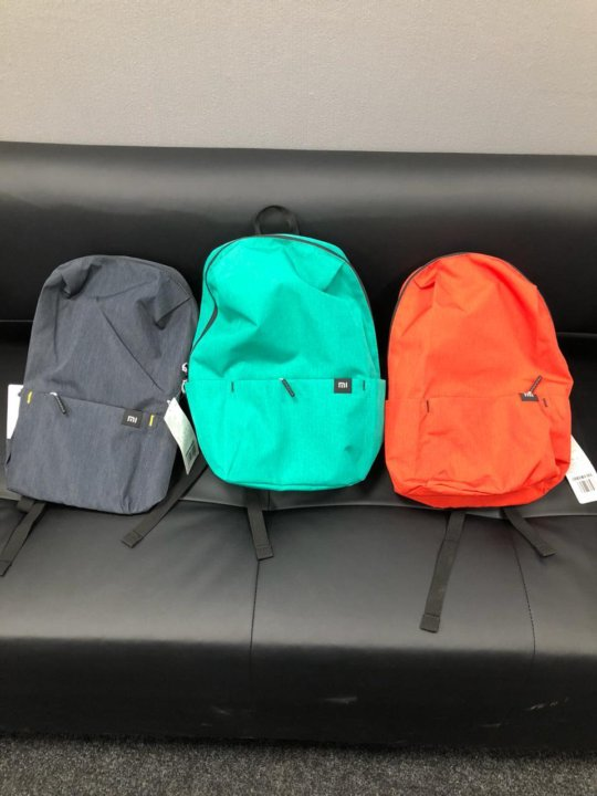 Рюкзак Xiaomi Mi Colorful Mini Backpack Bag – купить в Екатеринбурге ... bae7809727d1b