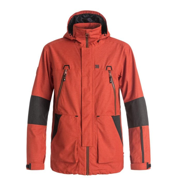 5d6dd200 Челябинск. Куртка сноубордическая (горнолыжная) dc command ch. Фото 2.