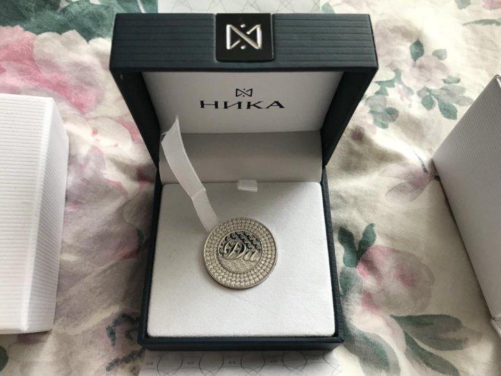 Ювелирная монета Ника – купить в Москве, цена 3 500 руб., дата ... 988390f03fb