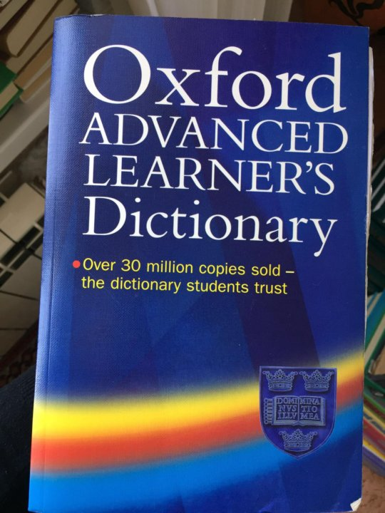 Oxford Dictionary English to with sentences