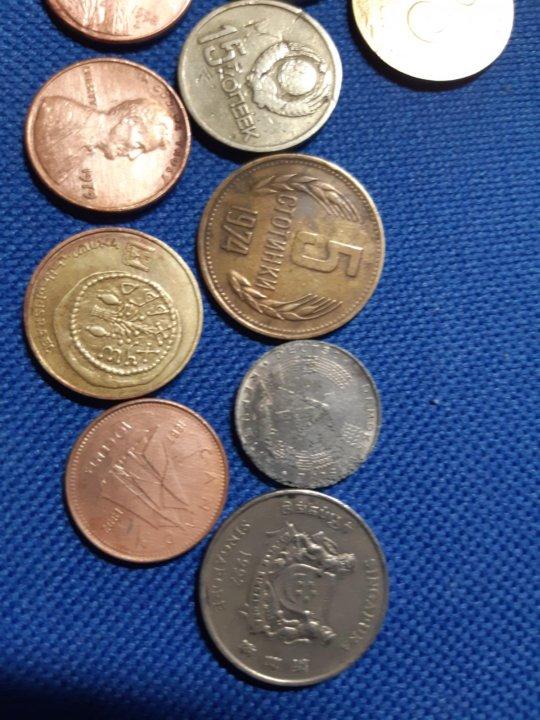 Все царские монеты фото вид конструкции